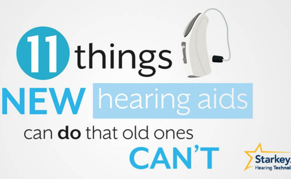 11 things new hearing can do that old ones can't