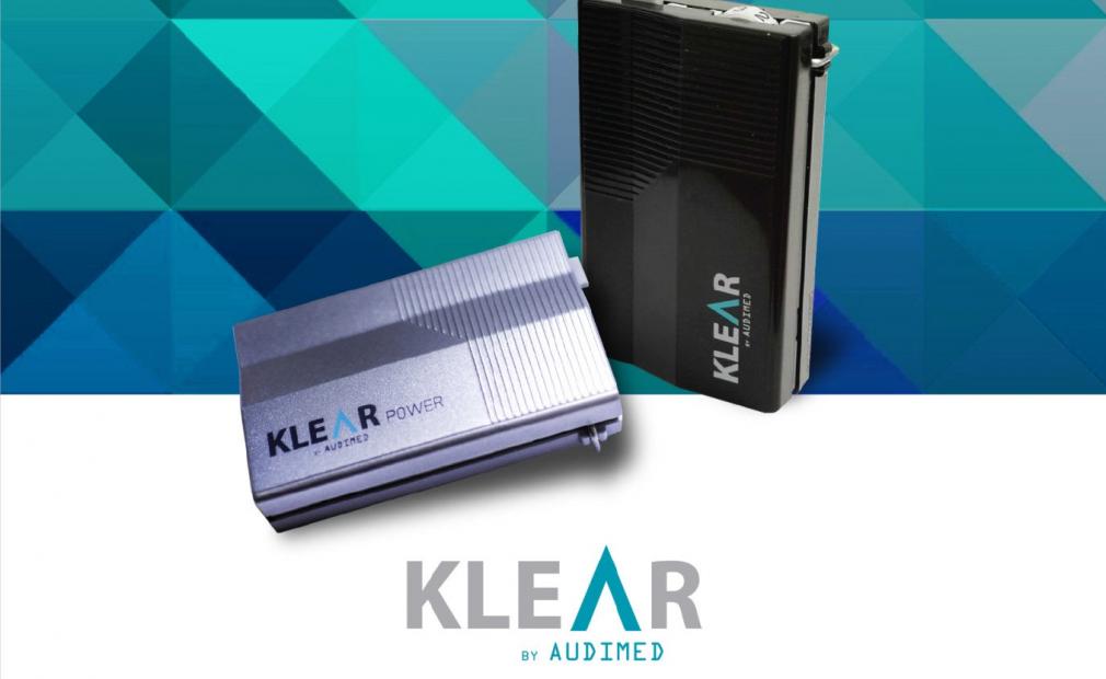 """เครื่องช่วยฟัง """"Audimed KLEAR Series"""""""